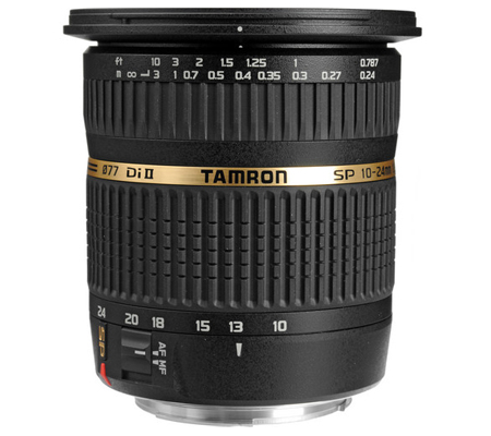 Tamron for Canon SP AF 10-24mm f/3.5-4.5 Di II-LD Aspherical IF