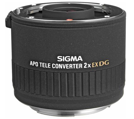 Sigma 2X EX APO Tele-Converter AF for Canon