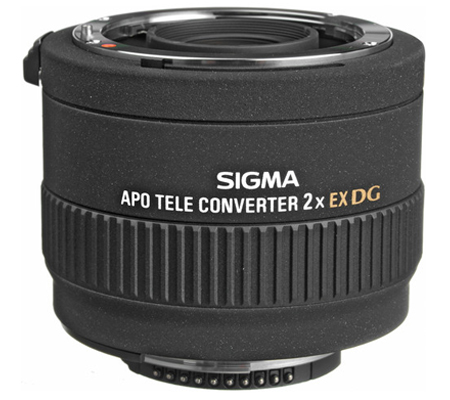 Sigma 2X EX APO Tele-Converter AF for Nikon