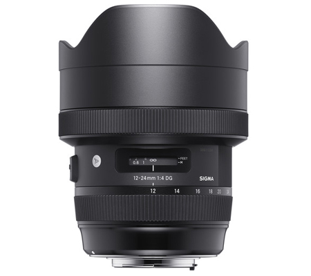 Sigma for Nikon 12-24mm f/4 DG HSM Art (A)