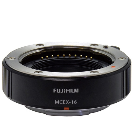 Fujifilm MCEX-16 16mm Macro Extension Tube