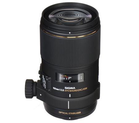 Sigma for Nikon 150mm f/2.8 EX DG OS HSM APO Macro.