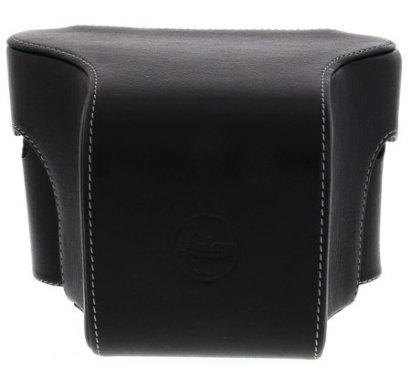 Leica Ever Ready Case M-240 Small Front, Black (14547)