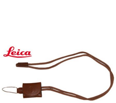 Leica Wrist Carrying Strap Brown (18683)