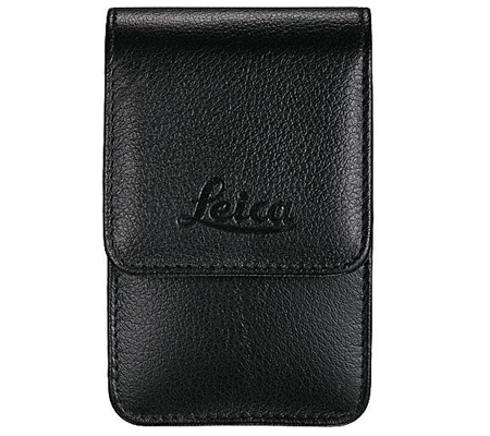 Leica Leather Case Black Matte for C-Lux Series (18687)