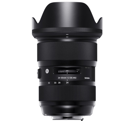 Sigma for Canon 24-35mm f/2 DG HSM Art (A)