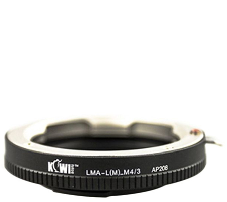 Kiwi Adapter Leica M Lens to Micro 4/3 Camera