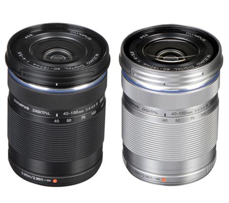 Olympus M.Zuiko Digital ED 40-150mm f/4-5.6 R Lens Black