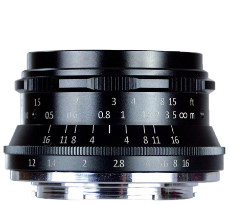 7Artisan 35mm f/1.2 for Fujifilm X Mount