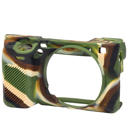 Easy Cover for Sony Alpha A6400/A6300/A6000 Camouflage