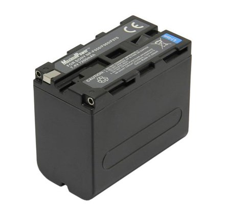 ATTitude Sony NP-F970 Battery