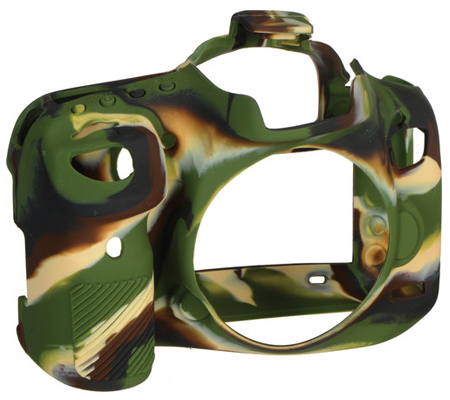 Easy Cover for Canon EOS 7D II Camouflage