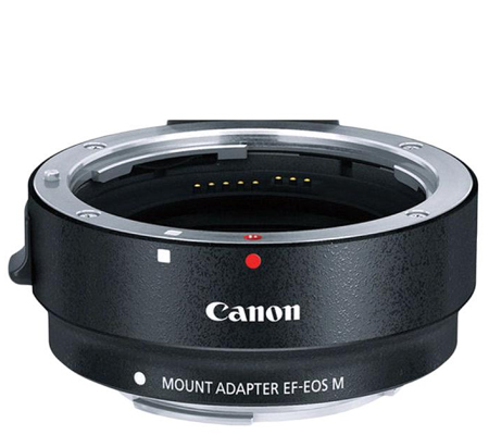 Canon Mount Adapter EF Lens to EOS M Camera