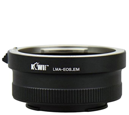 Kiwi Adapter Canon EF/EFS Lens to Sony NEX Camera