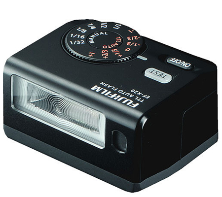 Fujifilm EF-X20 TTL Flash
