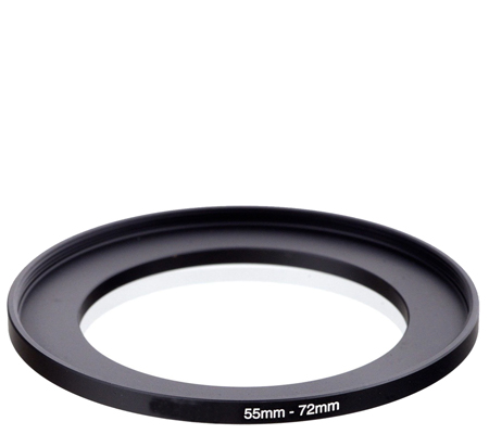 Step Up Ring 55-72mm