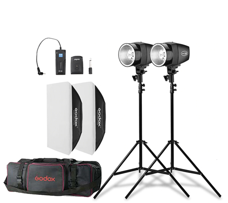 Godox K150 Kit Studio Flash