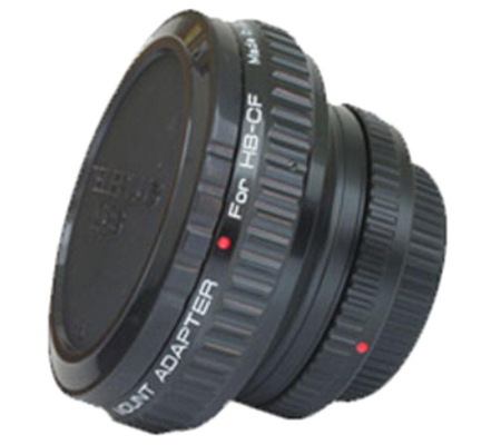 Kenko Hasselblad Lens  for Canon 35mm FD Mount