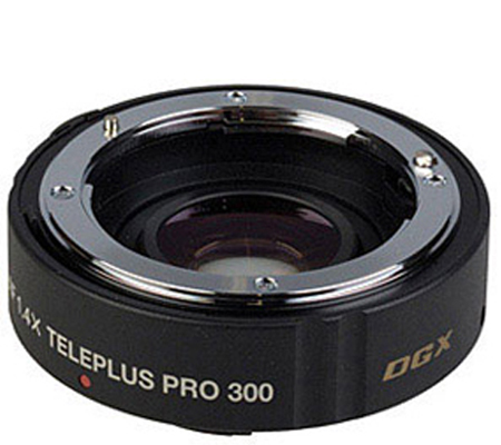 Kenko Teleplus 1.4X Pro 300 DGX Conversion Lens For Nikon.