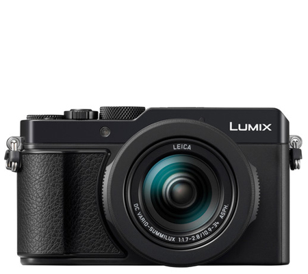 Panasonic Lumix DC-LX100 II Digital Camera Black