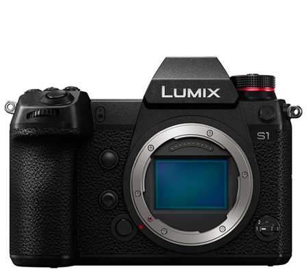 Panasonic Lumix DC-S1 Mirrorless Digital Camera Body
