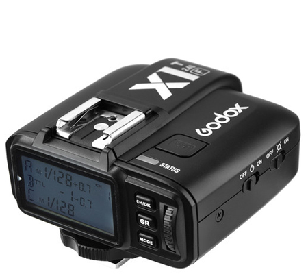 Godox Wireless TTL Flash Transmitter X1T-F for Fujifilm