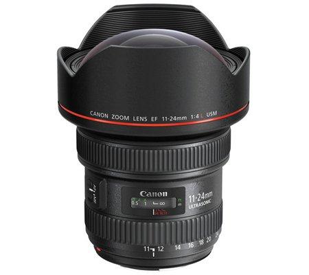 Canon EF 11-24mm f/4L USM
