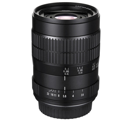 Laowa for Sony E-Mount 60mm f/2.8 2X Ultra-Macro Venus Optics