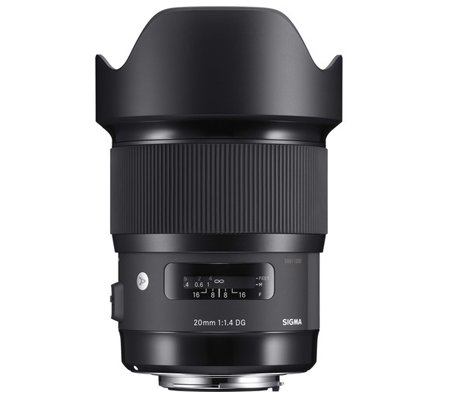 Sigma for Nikon 20mm f/1.4 DG HSM Art (A)