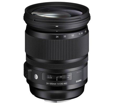 Sigma for Nikon 24-105mm F4 DG OS HSM Art (A).