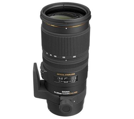 Sigma for Nikon 70-200mm f/2.8 EX APO DG OS HSM