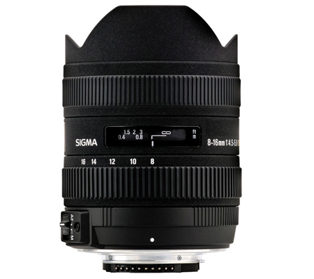 Sigma for Nikon 8-16mm f/4.5-5.6 DC HSM.