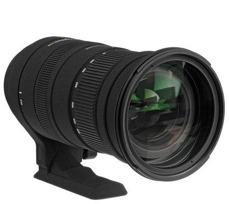 Sigma for Canon 50-500mm f/4.5-6.3 APO DG OS HSM.