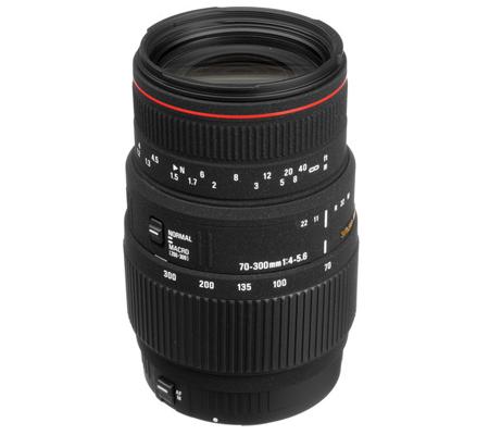 Sigma for Canon 70-300mm f/4-5.6 APO MACRO DG