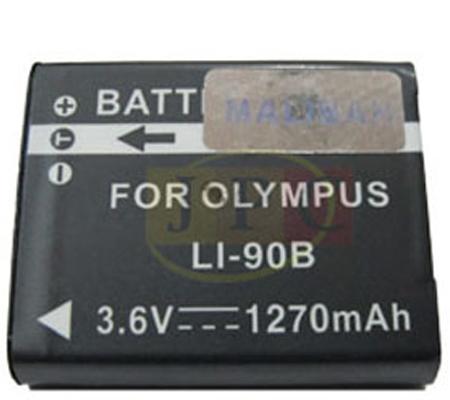 Malibah Olympus Li-90B Battery for Olympus TG-1/ TG-2/ TG-4/ TG-5/ XZ2.