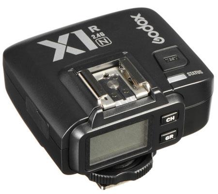 Godox Wireless TTL Flash Receiver X1R-N for Nikon