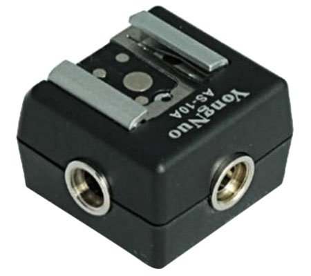 Yongnuo AS-10a TTL Multi-Flash Adapter