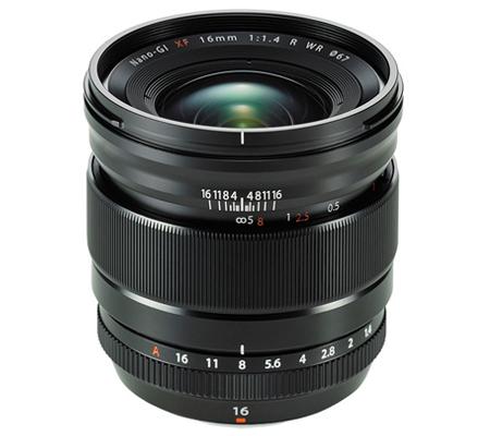 Fujifilm XF16mm f/1.4 R WR