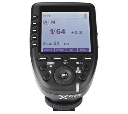 Godox XProO TTL Wireless Flash Trigger for Olympus