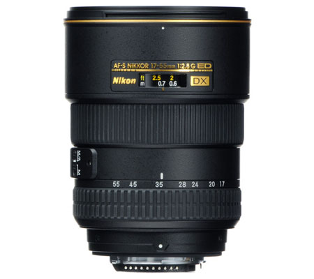 Nikon AF-S 17-55mm f/2.8G DX IF-ED