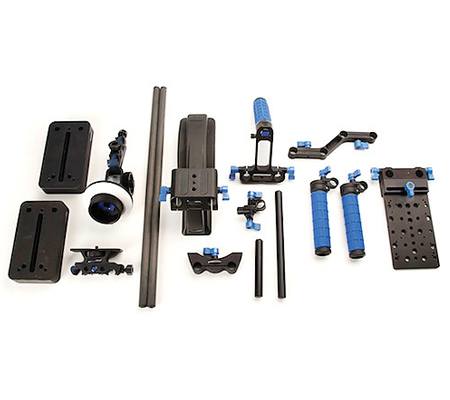 Redrockmicro Universal Shouldermount Bundle