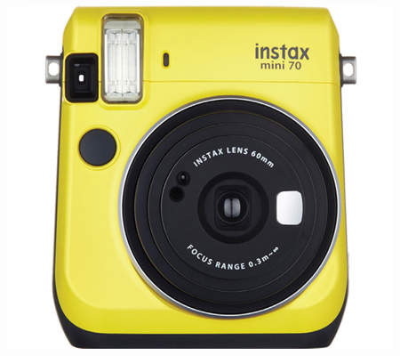 Fujifilm Instax Mini 70 Yellow