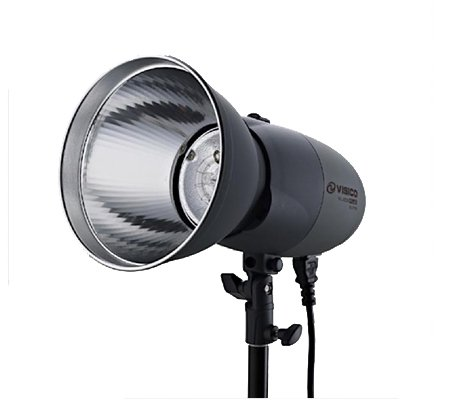 Visico VL-300HH 220V Umbrella Studio Lighting Kit