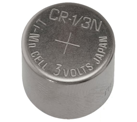 CR-1/3N 3Volt Lithium Photo Battery