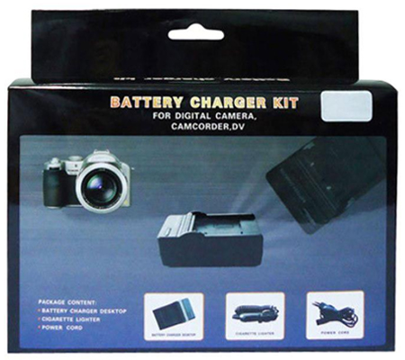 3rd Brand CH-CAN-19 for Canon Powershoot A2200/A3000/A3100