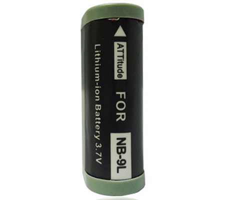 ATTitude Canon NB-9L Battery for Canon Ixus 500/ 510/ 1000/ 1100 HS/ PowerShot SD4500 IS