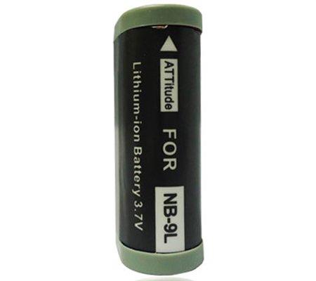 ATTitude Canon NB-9L Battery