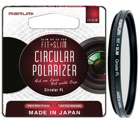 Marumi Fit + Slim CPL 62mm