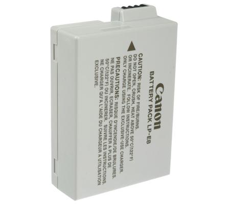 Canon LP-E8 Battery for Canon EOS 700D/600D/650D/550D