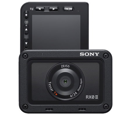 Sony RX0 II Action Cam